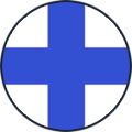 Finnish - Flag